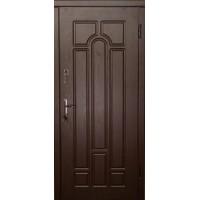 Входные Двери  Арка Акцент квартира Каштан
