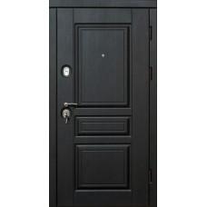 Входные Двери  Элит 3 контура Прайм темно-белая