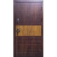 Входные Двери  Элит 3 контура Комби