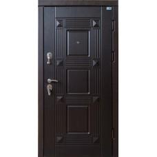 Входные Двери  Квадро Акцент квартира Венге