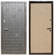 """Входная Дверь """" Каскад разноцвет оптима 16/10"""""""