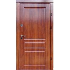 """Входная Дверь """"Осень улица_дуб медовый"""""""