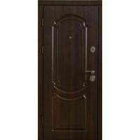 """Входные Двери """" VIP + Классика темный орех"""
